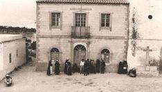 Historia de Formentera en papel: Sant Francesc de Formentera. Imágenes de los años 60 1ª parte