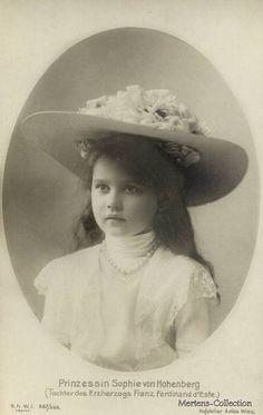All sizes | Prinzessin Sophie von Hohenberg, Tochter des Erzherzog Franz Ferdinand | Flickr - Photo Sharing!