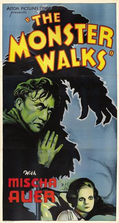 ART & ARTISTS / The Monster Walks 1932