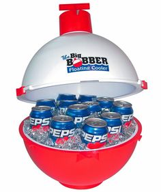 I absolutely have to buy this for the pool! Pepsi to be replaced by alcoholic beverages!