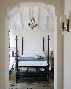bedroom styling | Nuevo Estilo