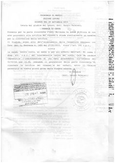 Studio Legale Buonomo (Na / Ce): Tribunale Napoli: provvedimento di autorizzazione ...