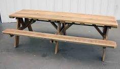 Resultado de imagen para picnic table