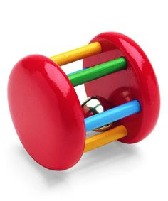 Another great find on #zulily! Bell Rattle #zulilyfinds