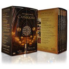 Catholicism DVD Box Set- Father Robert Barron