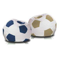 Turbo Beanbags Soccer Ball Large Bean Bag Chair - SOL.PU.011400.01