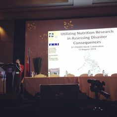 Dr Acuin is going to discuss about Utilizing Research in Assessing Disaster Consequences #PNHRSph #SafePH #HealthResearchPH #PLDThomefiber