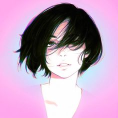 Kuvshinov Ilya is creating Illustrations and Comics Character Inspiration, Character Art, Kuvshinov Ilya, Poses References, Anime Art Girl, Manga Girl Sad, Aesthetic Anime, Cute Art, Female Art