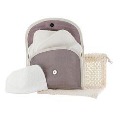Kit Eco Belle Mini Eucalyptus Boutique Bio, Oeko Tex 100, Kit, Baby Shoes, Clothing, Soap Holder, Bamboo, Fabric, Baby Boy Shoes