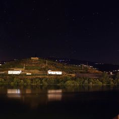 Peso Da Regua 2012 #verao #douroriver #saudade #pesodaregua #regua #douro #night #light #wine by kevinlusitano