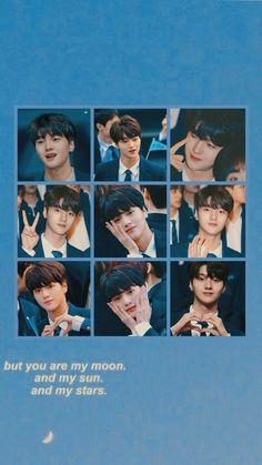 K Wallpaper, Woollim Entertainment, Boy Pictures, Cute Actors, Produce 101, Kpop Fanart, Cute Korean, Kpop Aesthetic, Boyfriend Material