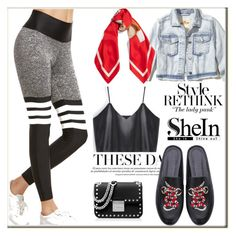"""""""Sin título #209"""" by todosobrefashion ❤ liked on Polyvore featuring Hollister Co., Moschino and MICHAEL Michael Kors"""