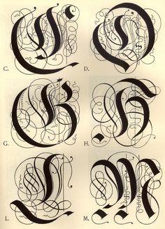 Decorative Alphabet | Explore onetwentyeight photos on Flick… | Flickr - Photo Sharing!