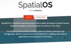 Ver Spatial OS, nuevo sistema operativo para simulaciones virtuales y sistemas de datos