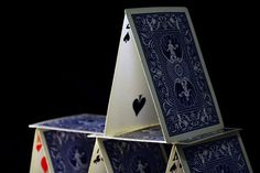 Our economic house of cards: When will it collapse?   Washington Times Communities