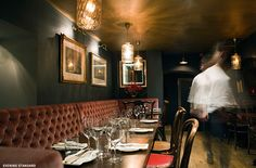 Kitty Fisher's, London - Fay Maschler's 15 Best London Restaurants