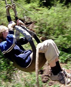 Zip lining at Circle K Ranch  http://www.ranchseeker.com/index.cfm/pg/listing_details/id/9562/frompopup/0 #colorado #kids #vacation