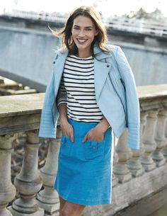 Just a fewsweet pieces from Boden … stripes, polka dots, prints, jeans & cute dresses ~ debra  DustJacket on Bloglovin'