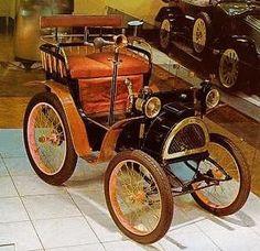 1898 Louis Renault