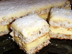 Romanian Desserts, Romanian Food, Hungarian Recipes, Turkish Recipes, Sweets Recipes, Cookie Recipes, Good Food, Yummy Food, Pastry Cake