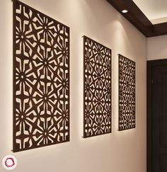 A hot trend in the Indian market — laser cut wood panels or jali design — has taken homes and commercial spaces by storm. Laser Cut Steel, Laser Cut Wood, Laser Cutting, Laser Cut Screens, Laser Cut Panels, Glass Design, Wood Design, Wood Partition, Motif Oriental
