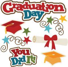 Graduation Day SVG Scrapbook Collection graduation svg file graduate cut file for scrapbooks
