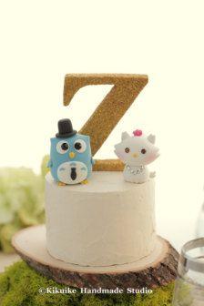 Fatti a mano - Decorazioni per torte in Decorazioni - Etsy Matrimoni - Pagina 7