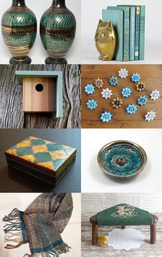 Wednesday Morning List by Noelle on Etsy--Pinned with TreasuryPin.com