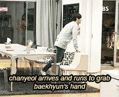My Baekyeol Feels!!!!! :3 <3<3