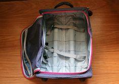 Parte dois do post com dicas para uma mala compacta - veja tudo que eu levei para uma viagem de um mês na Ásia só com mala de mão