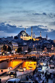 Amazing Istanbul | (10 Beautiful Photos)