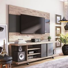 Check this website resource. Read more about glass tv stand with mount. Please c… – Tv Room Tv Stand And Panel, Tv Stand With Mount, Tv Panel, Rustic Wood Furniture, Large Furniture, Tv Placement, Tv Stand Decor, Glass Tv Stand, Wooden Tv Stands