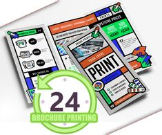 Cheap Brochure Printing  Every marketer hopes to design a brochure that is worth keeping. Even in the digital era, brochures have not lost its glory. They are effective and have the power to create an impact.   Although it is not difficult to design a brochure, you should still follow the basic etiquette to make it interesting. An effective brochure is crucial to make an impact. Brochure Printing, Brochures, Brochure Design, Etiquette, Printing Services, Signage, Presentation, Lost, Graphics