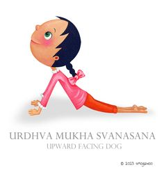 www.smogawoo.com #sun salutations #upward facing dog #yoga