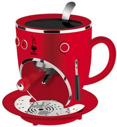 The charming Bialetti Tazzona is an electric espresso maker that includes the best of Italian coffee culture and the authentic spirit of conviviality in a Read Best Espresso, Espresso Maker, Espresso Coffee, Coffee Cafe, Best Coffee, Coffee Shop, Coffee Lovers, Coffee Beans, Coffee Mugs