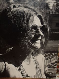 rare silver gelatin 1 of a kind photo of Janis Joplin San Jose Beautiful mounted