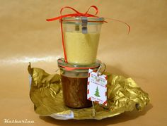 Katharina kocht.   Zuckerfrei Kochen und Genießen.: Noch mehr Geschenke aus der Küche: Dunkle Nuss-Schoko-Creme & Mandel-Creme mit weißer Schokolade