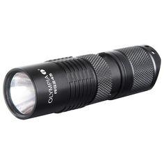 Olympia RG245 LED Flashlight, Silver
