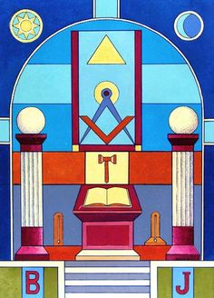 """""""Freemasonry is founded upon the activities of this secret society of Central European adepts, whom the studious Mason will find to be the definite 'link' between the modern Craft and the Ancient Wisdom. The outer body of Masonic philosophy was merely the veil of this Qabbalistic order whose members were the custodians of the true Arcanum."""" — Manly Palmer Hall"""