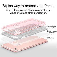 Joyguard Cover iPhone 11[2* Vetro Temperato] Custodia iPhone 11