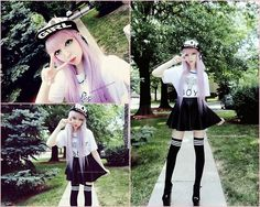 Boy London and Pastels~