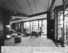Exteriors and interiors, 1977-1981
