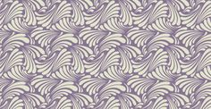 Seamless leaf curl pattern. You can modify the colors, scaling and design.