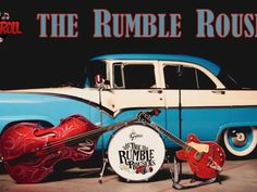 The Rumble Rousers - rockabilly www.rotg.nl