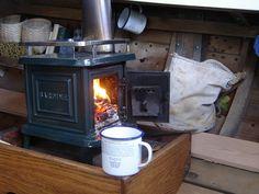 Sardine marine stove