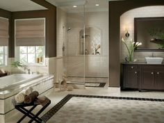 Bathroom Remodeling Ideas #HandicappedLivingTips >> Discover more helpful info about disabled living at http://www.disabledbathrooms.org/aging-in-place.html