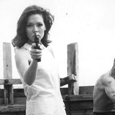 """Diana Rigg is best known for playing sexy secret agent Emma Peel in the '60s British TV series """"The Avengers."""""""