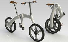 Very cool folding bike.. No gears! Amazing.. But upwards of $3,000