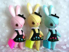 wascally wabbit's