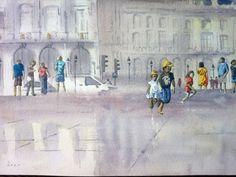 Painting, Art, Watercolor Painting, Craft Art, Paintings, Kunst, Gcse Art, Draw, Drawings